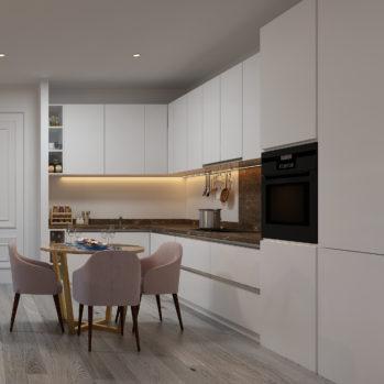 Apartment 04 Lounge Kitchen(1)