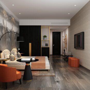 Guest Suite Room